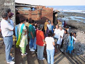 Photo: 2007 - Promenade South end Slum Proliferation