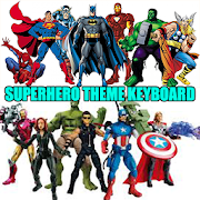 Super Hero Theme Keyboard APK