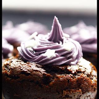Surprise Cupcakes.