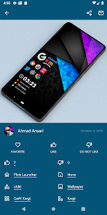 CREATIVE: Wallpapers, Ringtones and Homescreen Screenshot