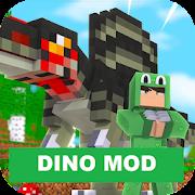 Dino Mod For MCPE
