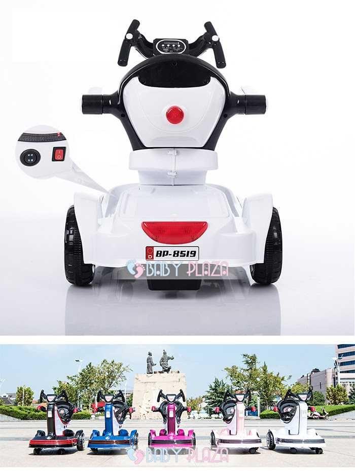 Xe điện trẻ em 4 bánh BP-8519