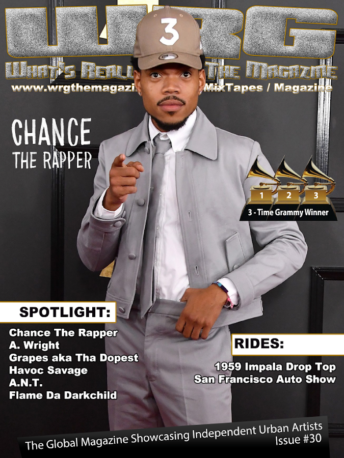 Whats Really Good The Magazine- screenshot