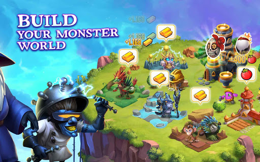 Monster Legends screenshots 17