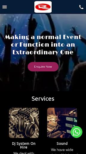 R L Sounds & Decorators screenshots 2