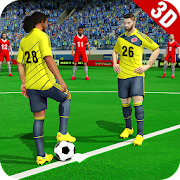 Play Football 2018 Game - Soccer mega event