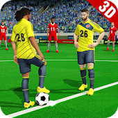 Play Football 2018 Game - Soccer mega event