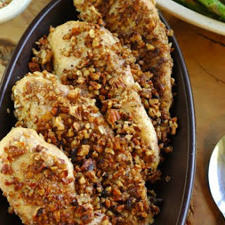 Pecan Crusted Chicken.