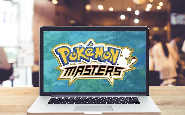 Pokemon Masters HD Wallpapers Game Theme