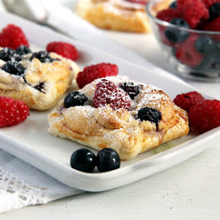 Marzipan Pastry Recipes