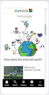 STEM Kids: Science, Technology, Engineering & Math
