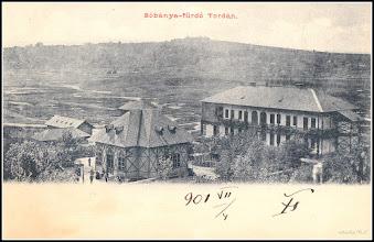 Photo: Baile Sarate - 1901 - sursa - colectie Remus Jercau