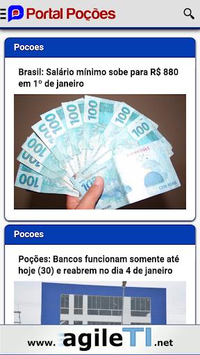 Portal Poções