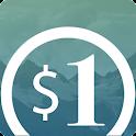One Dollar icon