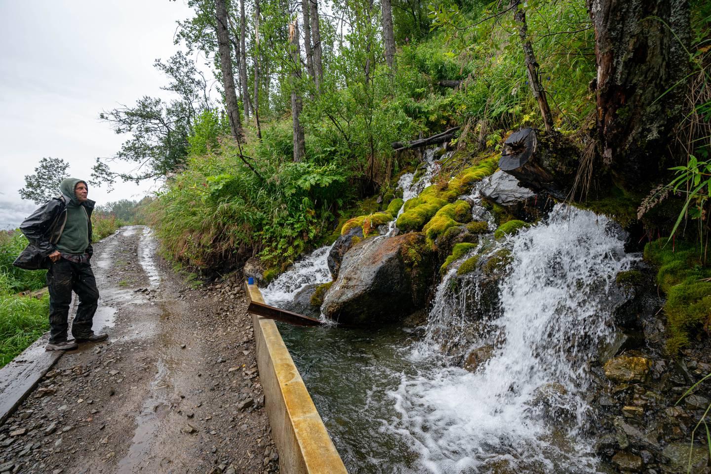 rio no alasca