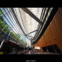 Photo: Glass Building, Tokyo International Forum