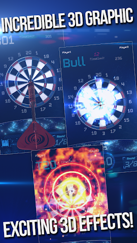 android Darts Frontier 3D Screenshot 0
