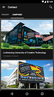 Limkokwing University- screenshot thumbnail