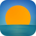 iPlaya: beach weather icon
