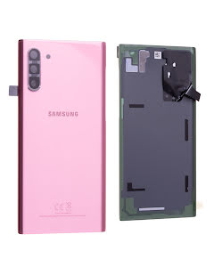 Galaxy Note 10 Back Cover Aura Pink
