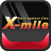 X-mile Theme for Kika Keyboard