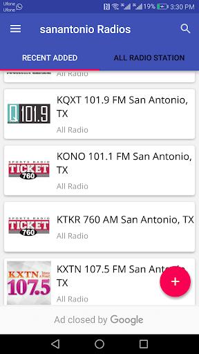 San-Antonio All Radio Stations  screenshots 4