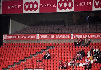 Stand van zaken in de ticketverkoop voor Standard - Knokke, die zwaar teleurstelt