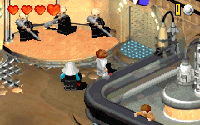 LEGO Star Wars II The Original Trilogy Game