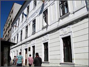 Photo: Cluj-Napoca - Bulevardul 1 Decembrie 1989, Nr.7 -  Liceul Sanitar Victor Babes  2012.09.13