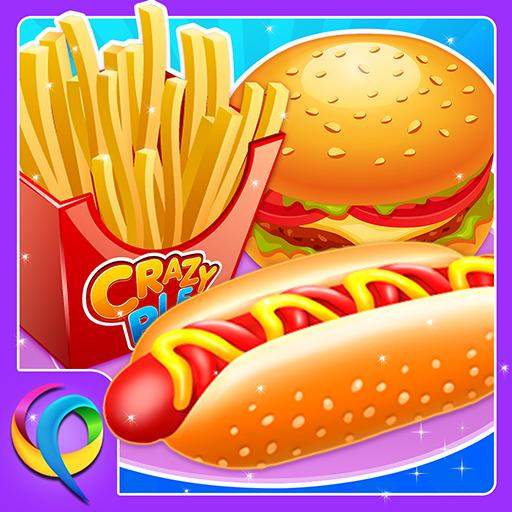 街头食物 - 烹饪游戏