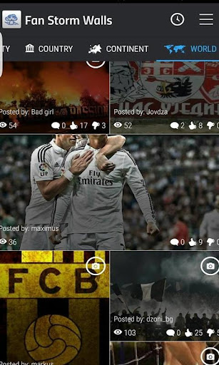 FanStorm足球球迷