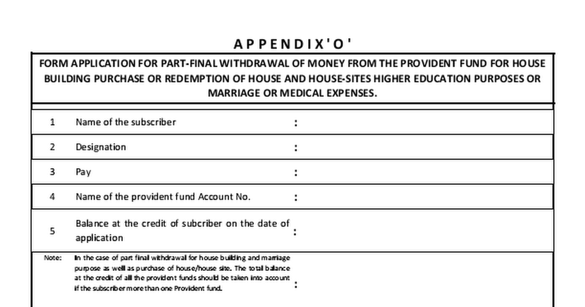 Appendix O Form for GPF Part Final Loan Advance pdf - Google Drive