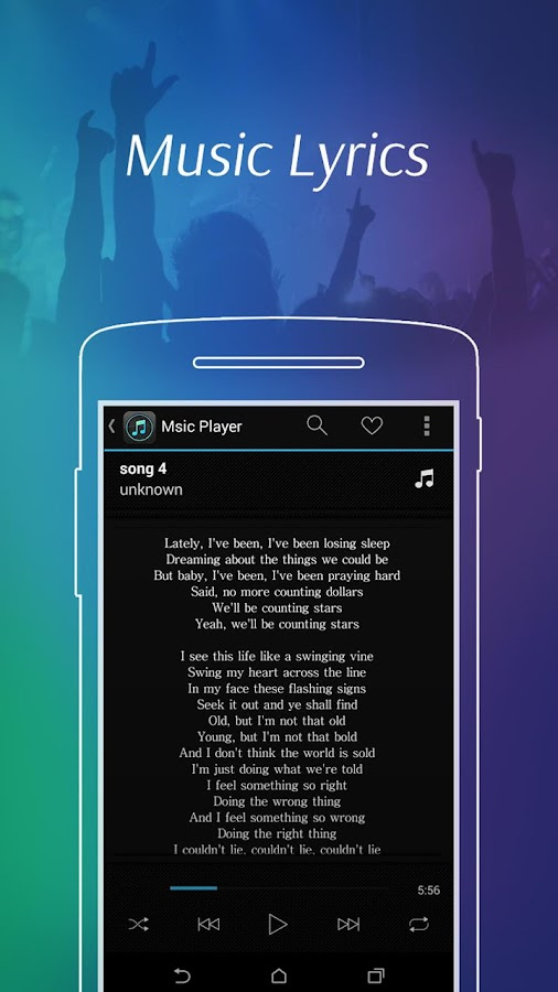 Music Player Mp3- screenshot
