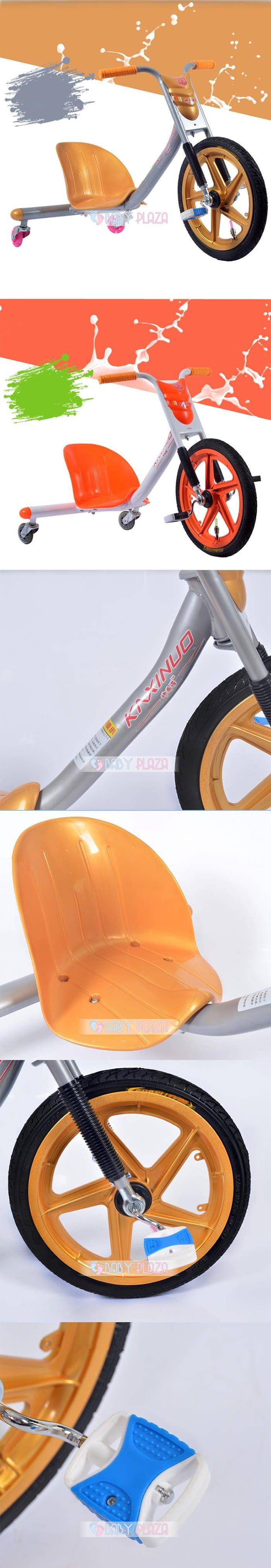 Xe đạp 3 bánh Drift PX-677 cho bé 6