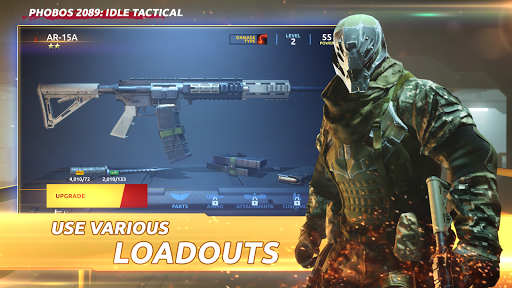 PHOBOS 2089: Idle Tactical 1.40 Screenshots 4