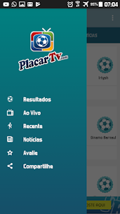 PlacarTv Jogos Ao Vivo Online No Seu Celular- screenshot thumbnail