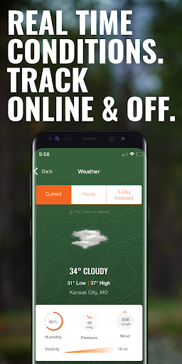 The Woods Hunting App - extend the hunt! 11.0 screenshots 7