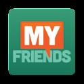 myFriends Messenger icon