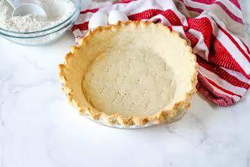 100 Year Old Pie Crust Recipe - Dee Dee's
