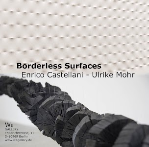 Borderless Surfaces | Enrico Castellani – Ulrike Mohr