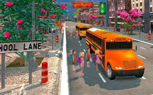 SMA Bus Driving 3D 1.2.9 screenshots 7