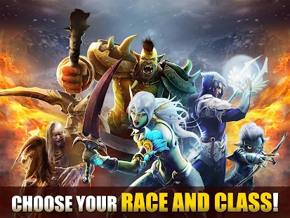 Order & Chaos Online 3D MMORPG Screenshot