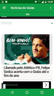 Download Notícias do Goiás For PC Windows and Mac apk screenshot 4