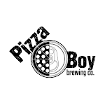 Logo of Pizza Boy Blue Collar