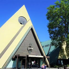 ノルウェーの首都オスロで史上最強の木造極地探検船に出会う「フラム号博物館」