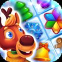 SmileyGamer Match 3 Games - Logo