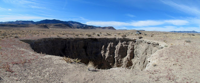 West Desert Sinkhole