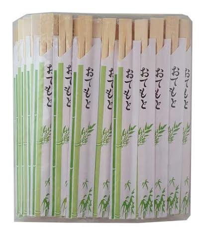 Bamboo Chopsticks 21cm 100-pack