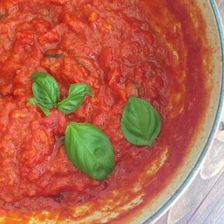 Classic Arrabiata Tomato Sauce