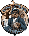 Logo for Blind Squirrel Brewery